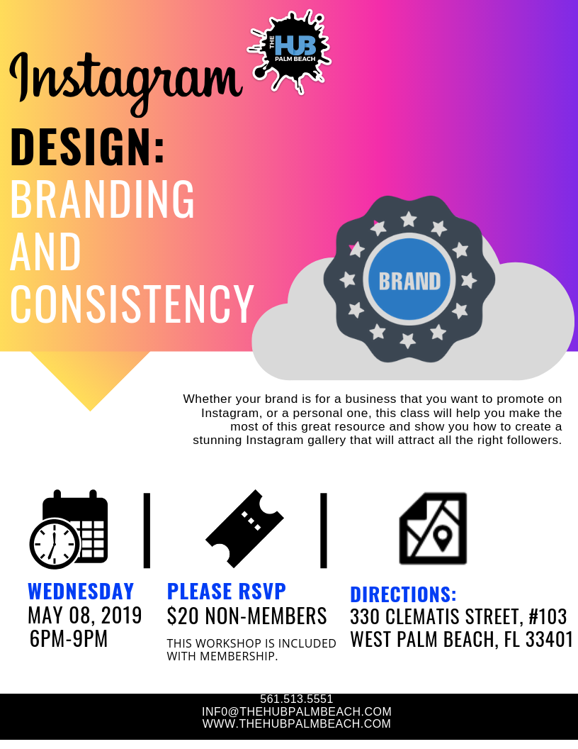 INSTAGRAM DESIGN: Branding and Consistency