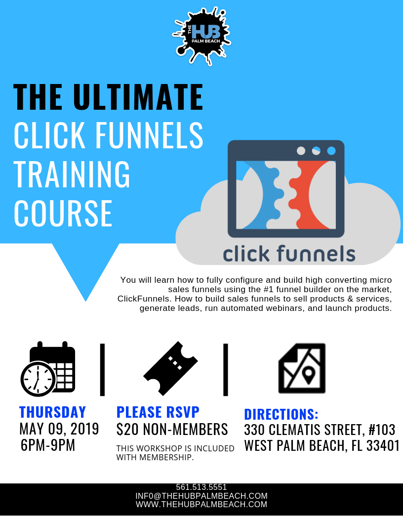 The Ultimate Click Funnels Training Course