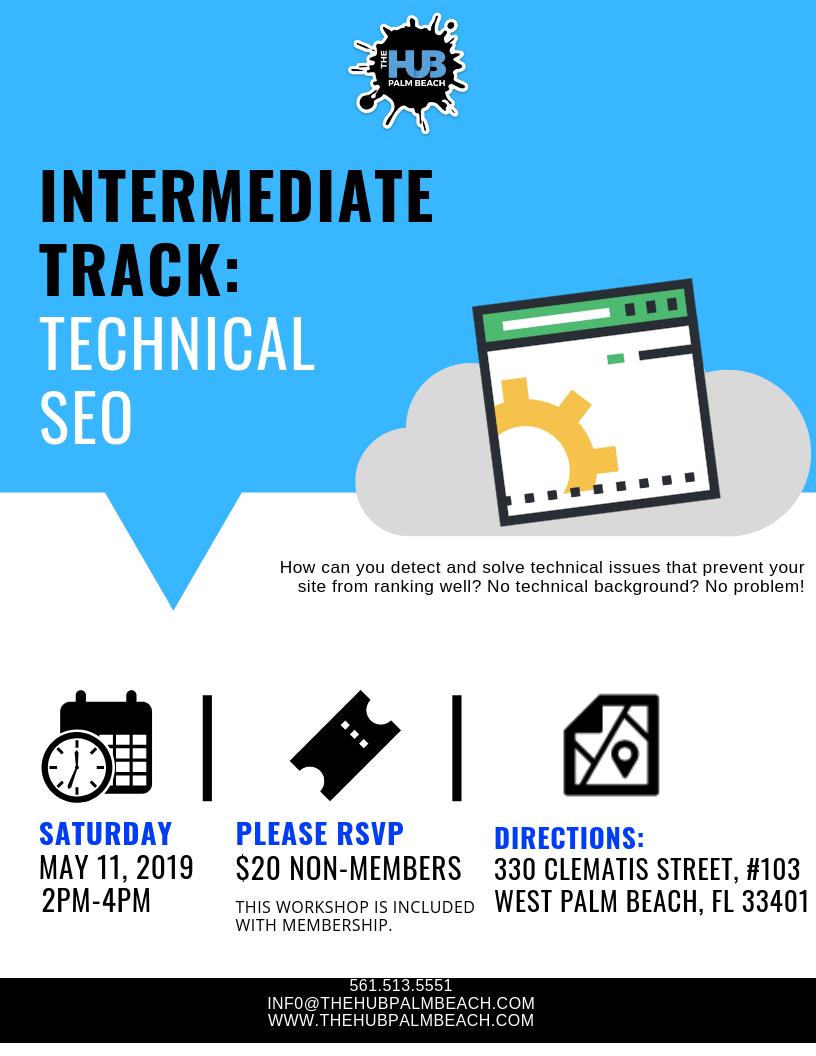 Intermediate Track: Technical SEO