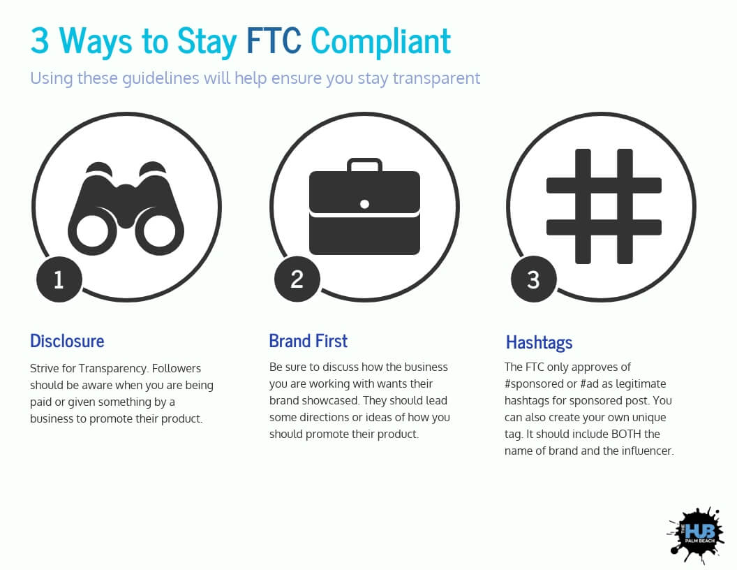 3 Ways To Stay FTC Compliant