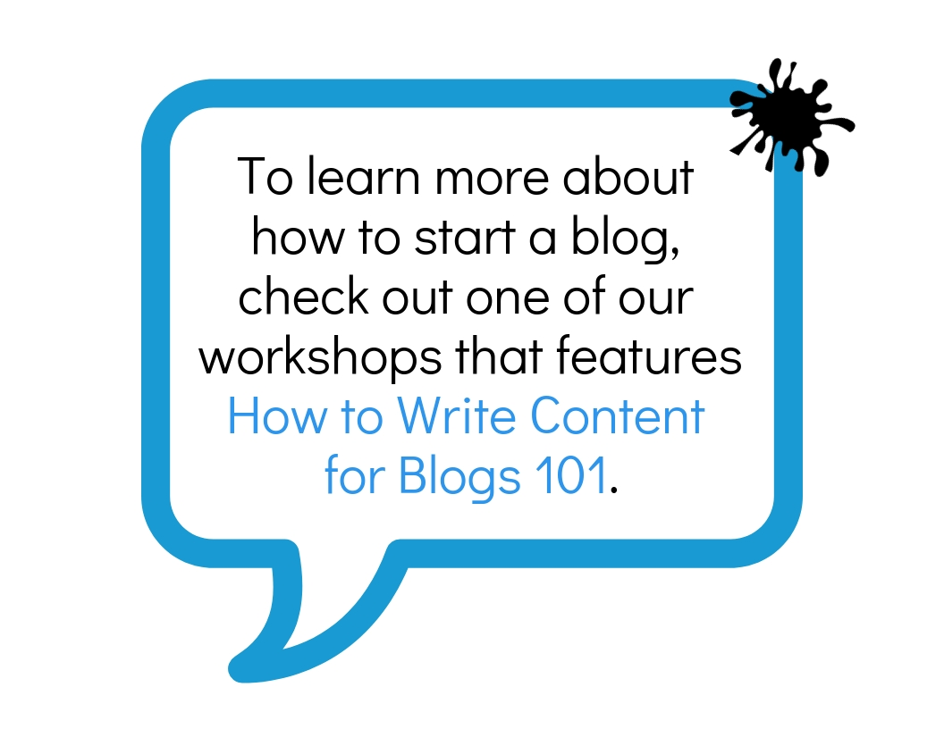 To Learn More About How To Start A Blog