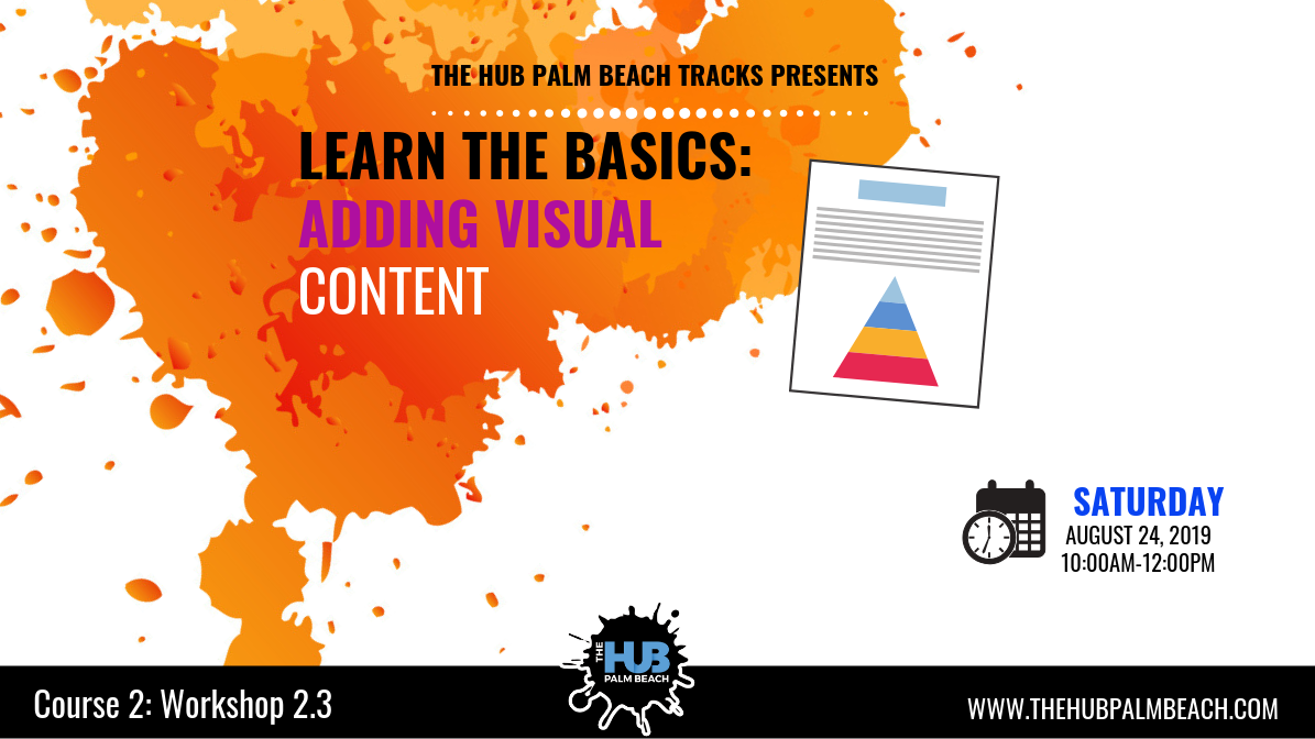 Learn How To Add Visuals To Your Content