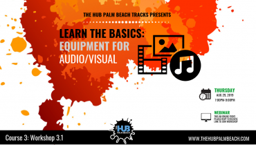 Learn to Choose Equipment for Visual & Audio