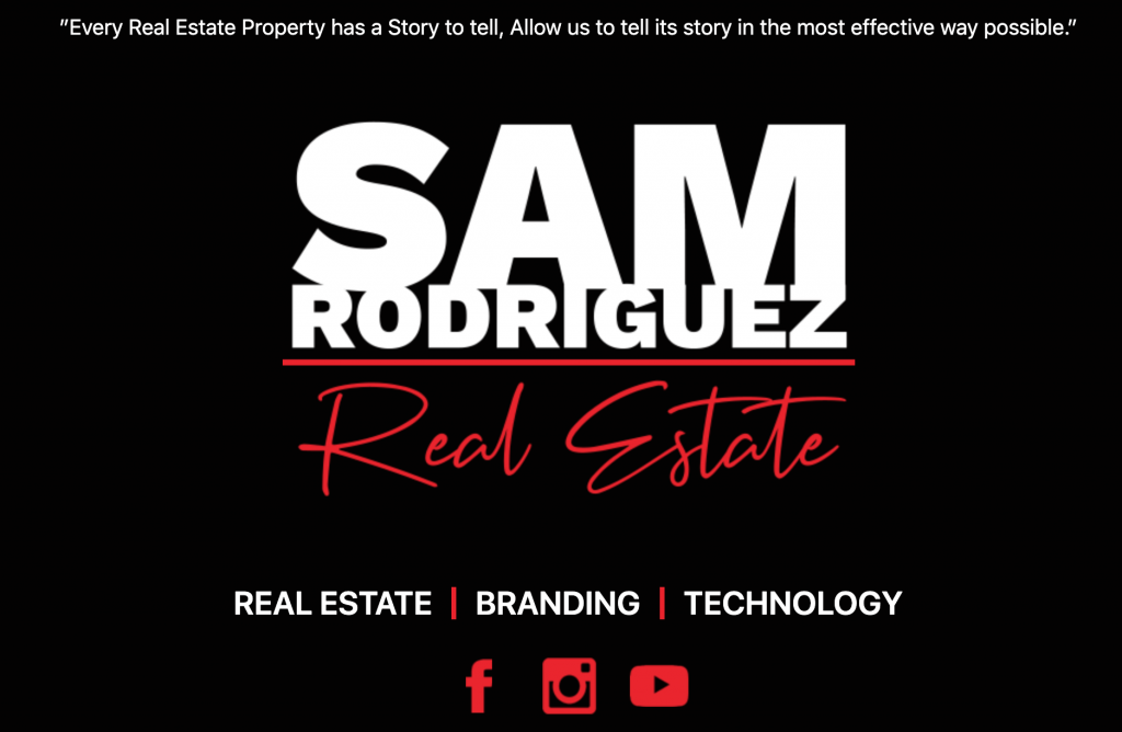 Sam Rodriguez Real Estate