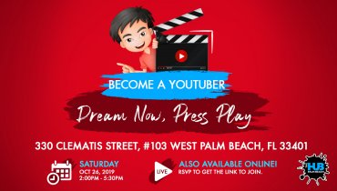 BE A YOUTUBER🎥DREAM NOW, PRESS PLAY